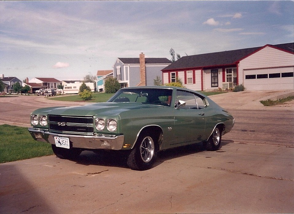 1970 LS-5 SS-454 Chevelle