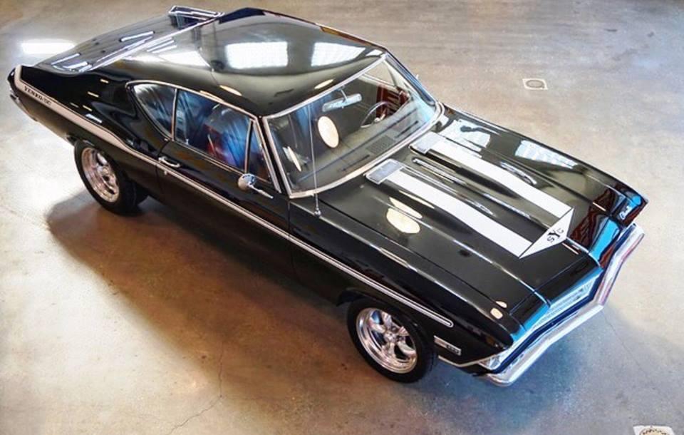 1968 Chevelle Yenko clone
