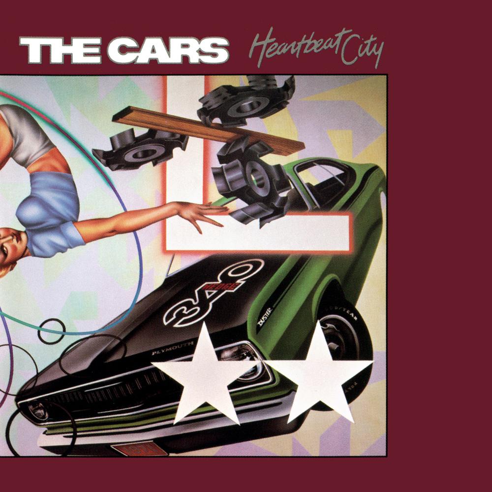 Cars Heartbeat City Album