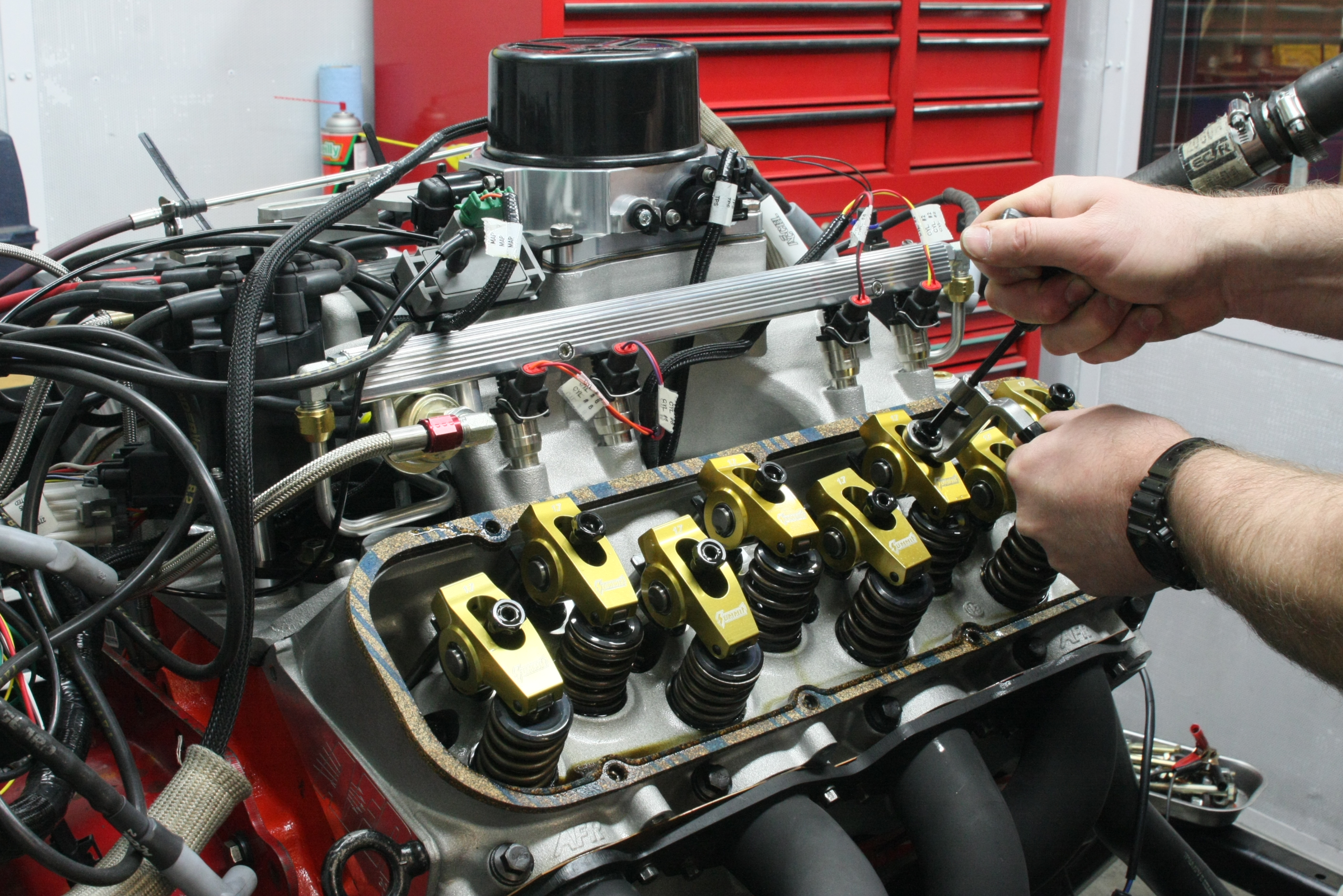 The Big Torque: Hardcore Horsepower Builds a Big Block Chevy That