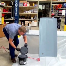 Video: How to Apply LizardSkin Sound Control Insulation