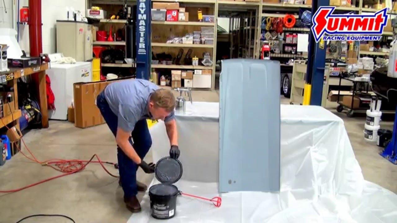 video   apply lizardskin sound control insulation onallcylinders