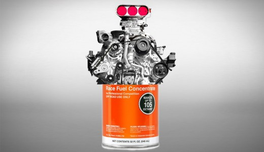 Parts Bin: Race Gas Fuel Concentrate