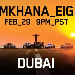 Block is Back: Gymkhana Eight Debuts