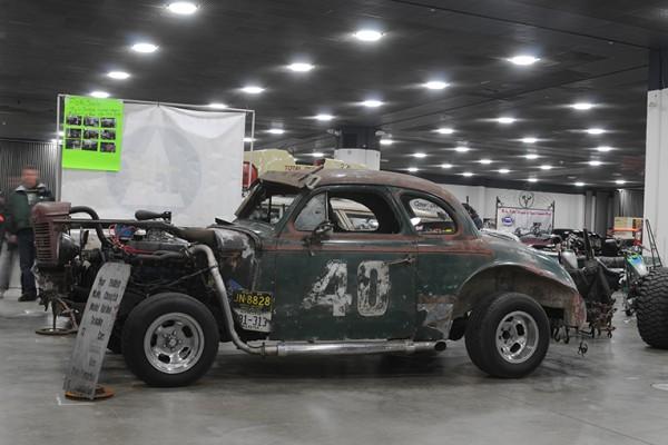 2016 Detroit Autorama Vehicles (122)