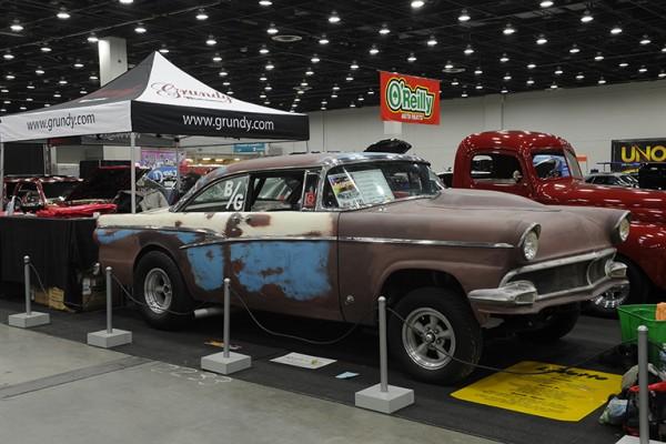 2016 Detroit Autorama Vehicles (203)