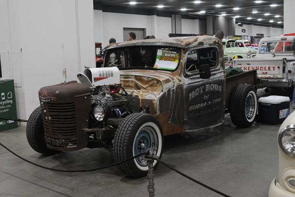 2016 Detroit Autorama Vehicles (259)