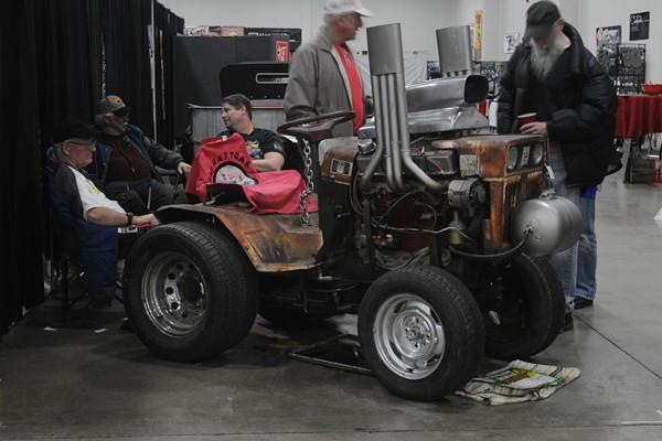 2016 Detroit Autorama Vehicles (369)