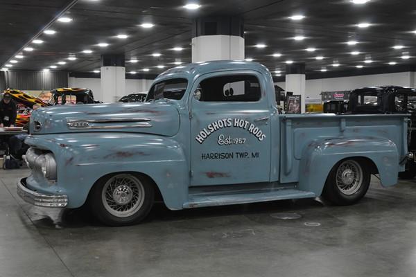 2016 Detroit Autorama Vehicles (44)