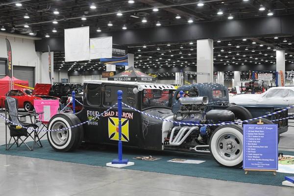 2016 Detroit Autorama Vehicles (440)