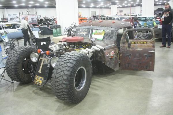 2016 Detroit Autorama Vehicles (771)