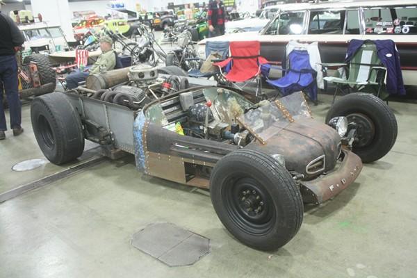 2016 Detroit Autorama Vehicles (772)