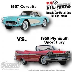 1957-Vette-vs-1959-Fury