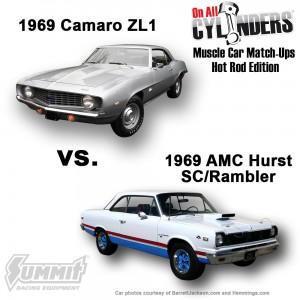 1969-Camaro-vs-1969-Rambler