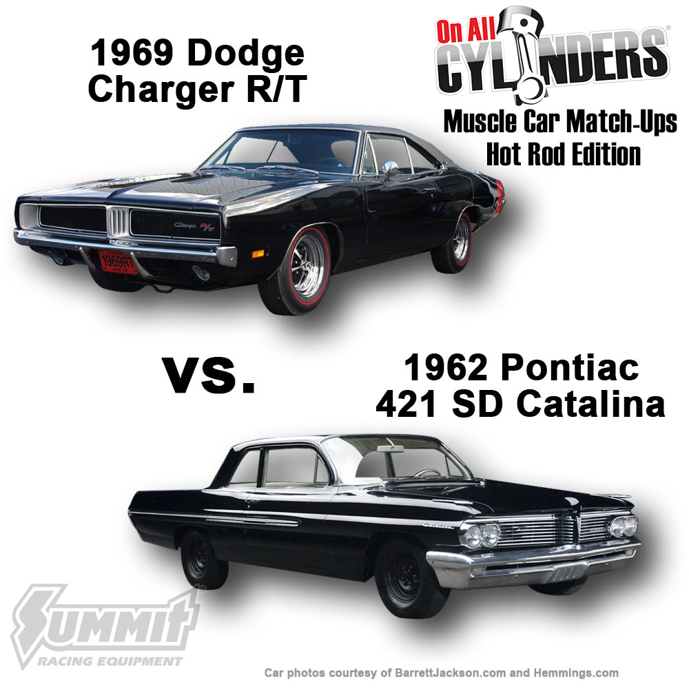 Welcome to 2016 Muscle Car Match-Ups: The Hot Rod Edition ...