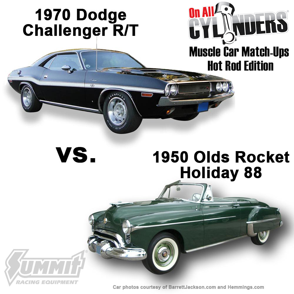 Welcome To 2016 Muscle Car Match Ups The Hot Rod Edition