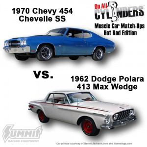 1970 Chevelle-vs-1962 Polara