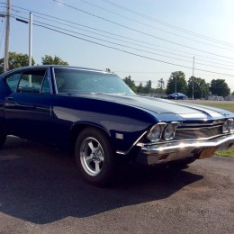Ride Shares: Dave Delaney Loses 1968 Chevelle, Finds it 20 Years Later