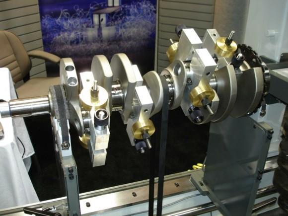 Manual Tilting Rotary Table Used Automotive Machine Shop Equipment besides Cummins N14 Oil Pump ...