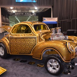 A Great Big Gallery of Piston Powered Autorama Cars