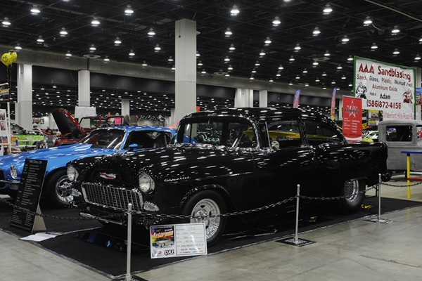 2016 Detroit Autorama Vehicles (103)
