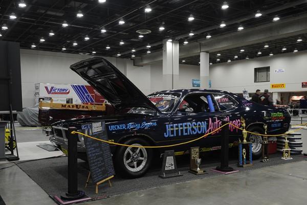 2016 Detroit Autorama Vehicles (104)
