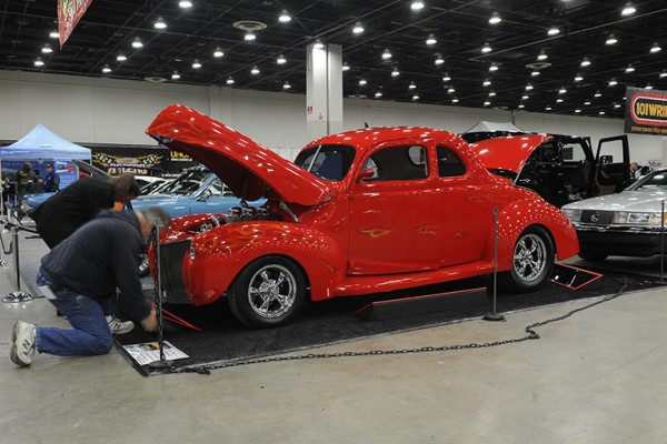 2016 Detroit Autorama Vehicles (116)