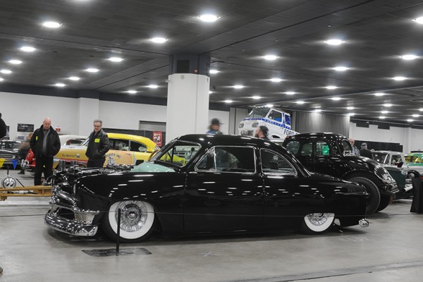 2016 Detroit Autorama Vehicles (132)
