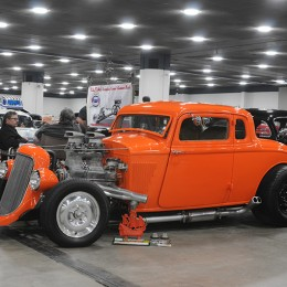 Photo Gallery: 2016 Detroit Autorama Street Machines