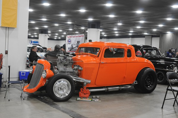 2016 Detroit Autorama Vehicles (147)