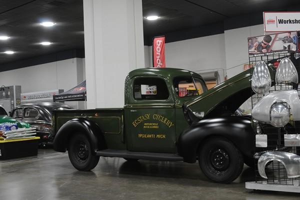 2016 Detroit Autorama Vehicles (159)