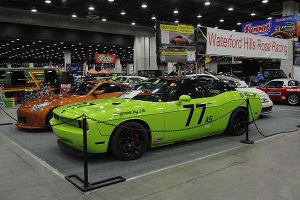 2016 Detroit Autorama Vehicles (177)