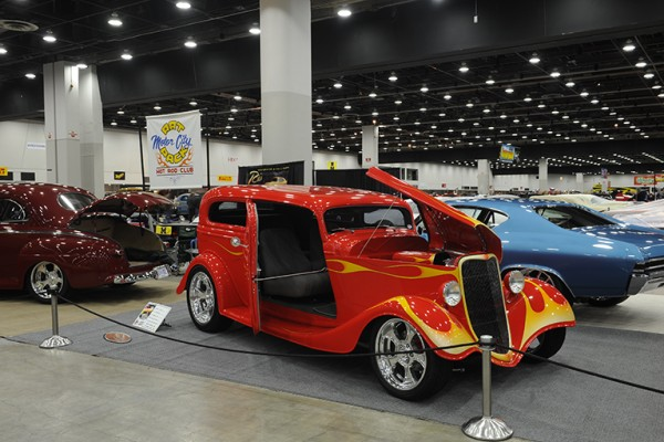 2016 Detroit Autorama Vehicles (219)