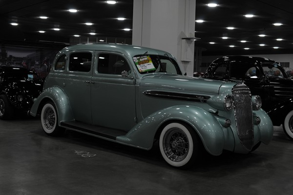 2016 Detroit Autorama Vehicles (227)