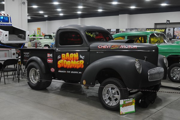 2016 Detroit Autorama Vehicles (245)