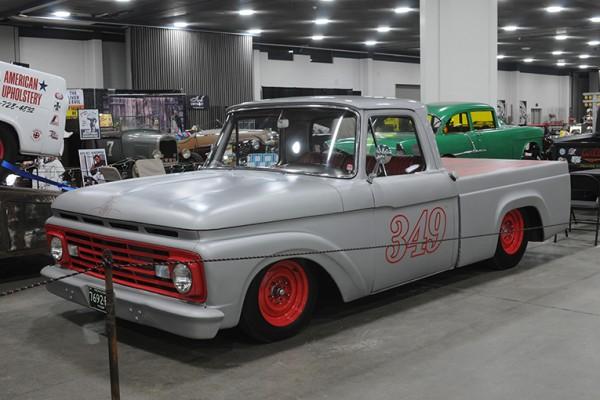 2016 Detroit Autorama Vehicles (248)