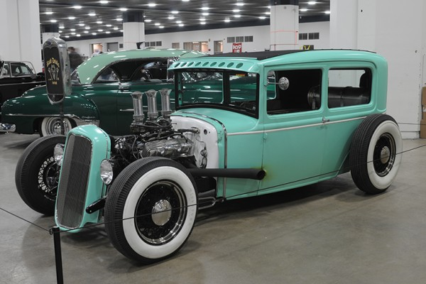 2016 Detroit Autorama Vehicles (258)