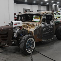 Photo Gallery: Rat Infestation at the 2016 Detroit Autorama