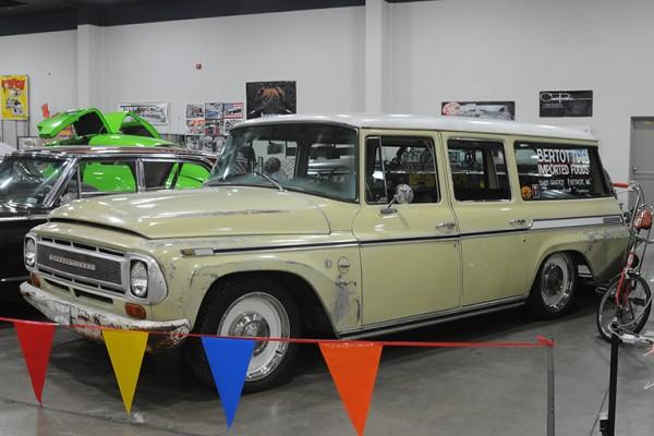 2016 Detroit Autorama Vehicles (267)