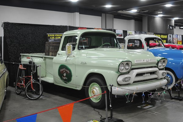 2016 Detroit Autorama Vehicles (268)