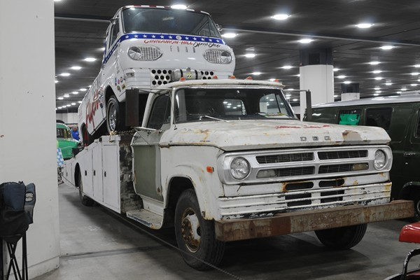 2016 Detroit Autorama Vehicles (269)