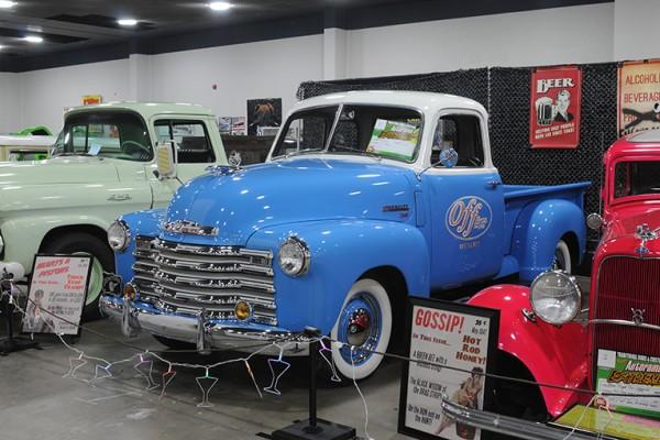 2016 Detroit Autorama Vehicles (270)