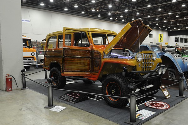 2016 Detroit Autorama Vehicles (318)