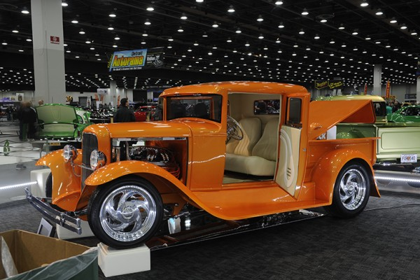 2016 Detroit Autorama Vehicles (321)