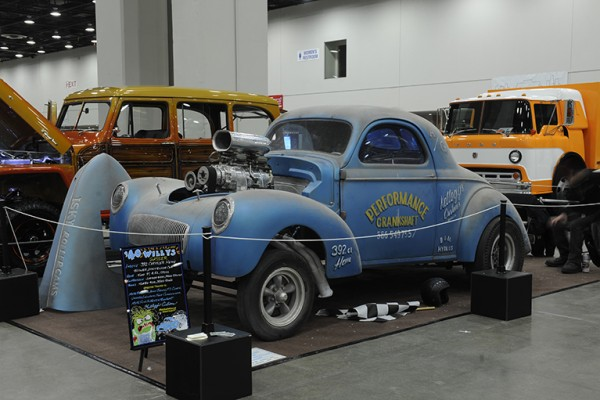 2016 Detroit Autorama Vehicles (324)