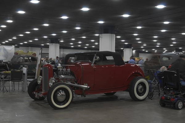 2016 Detroit Autorama Vehicles (33)