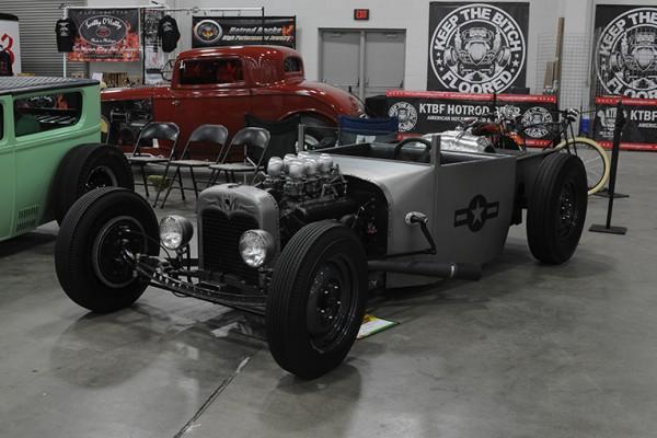 2016 Detroit Autorama Vehicles (341)