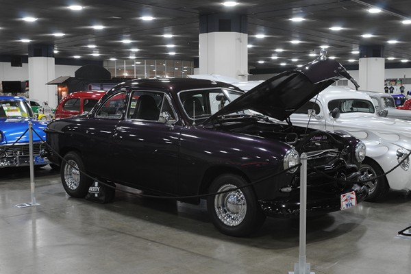 2016 Detroit Autorama Vehicles (342)