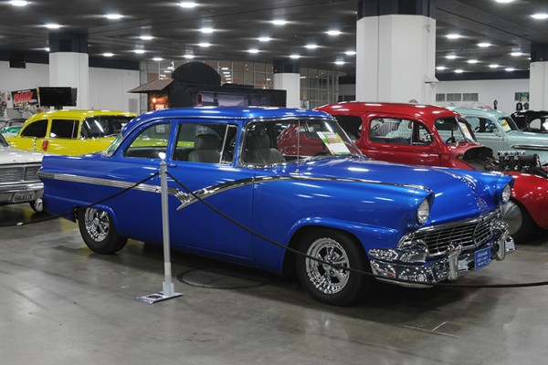 2016 Detroit Autorama Vehicles (345)