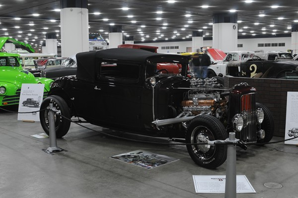 2016 Detroit Autorama Vehicles (376)